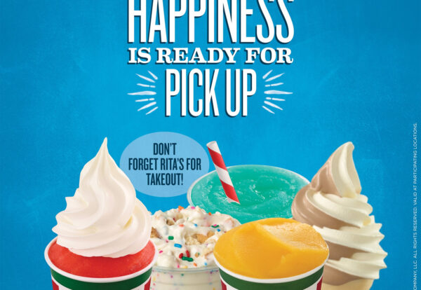 Rita's Is Donating a Portion of Every Purchase!